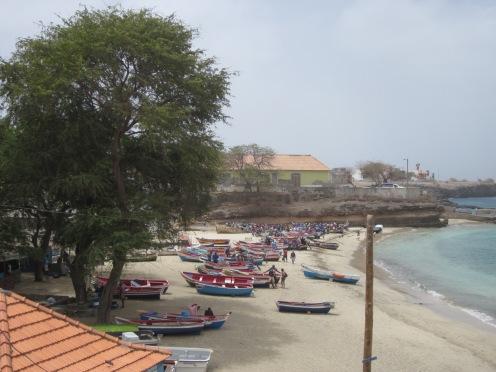 Strand von Tarrafal